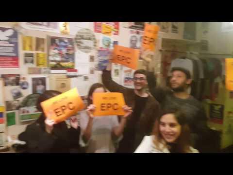 Coop #Antiwar Cafe #Berlin Loves #EmbassyProtectionCollective #HandsOffVenezuela
