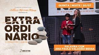 Congresso DT Nordeste   20/07/2017 - Noite
