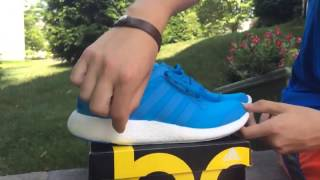 adidas pure boost review and onfoot