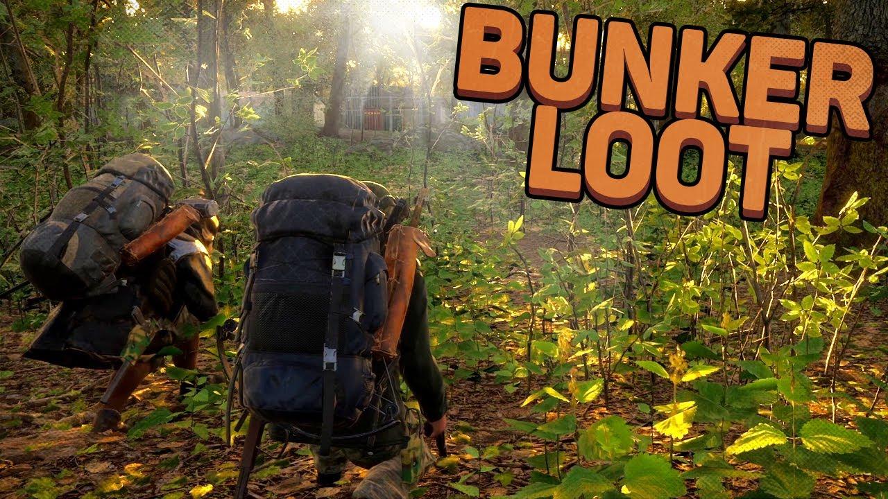 Download SCUM Survival - Episode 5 - Bunker loot (Season 3)