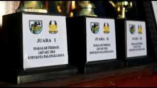 KNPI Kota Palangka Raya profile -short video- (Sample 2)