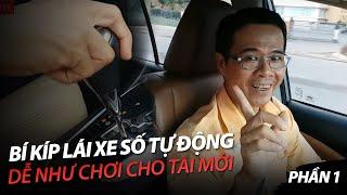 Hướng dẫn lái xe số tự động - Toyota Fortuner [P 1]