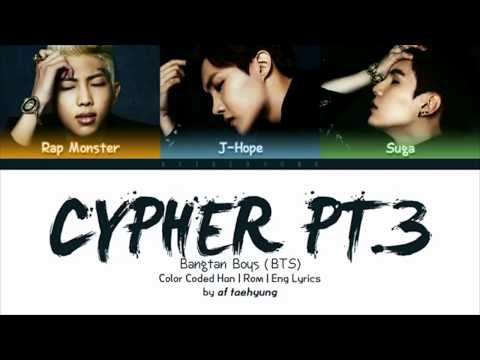BTS ~ Cypher Pt.3: Killer ~ Clean Version {WITH LYRICS}