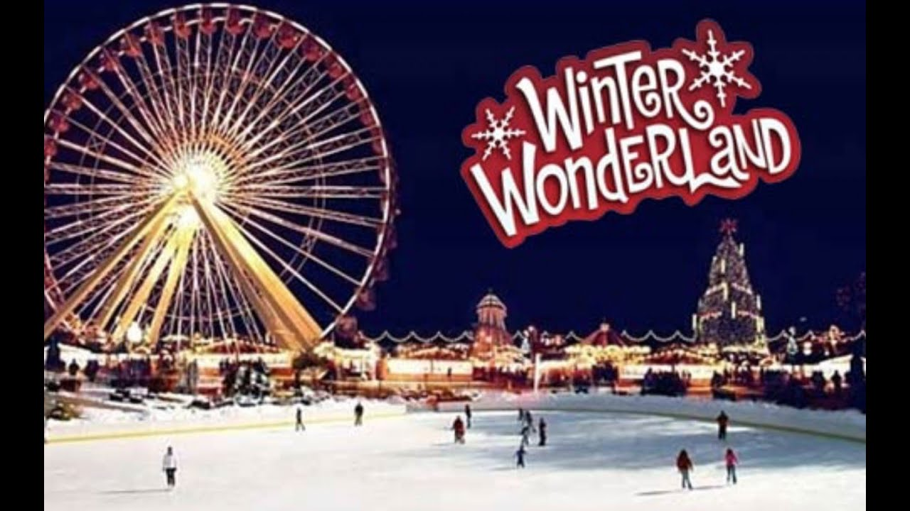 Hyde Park Winter Wonderland YouTube - Winter wonderland london map 2016