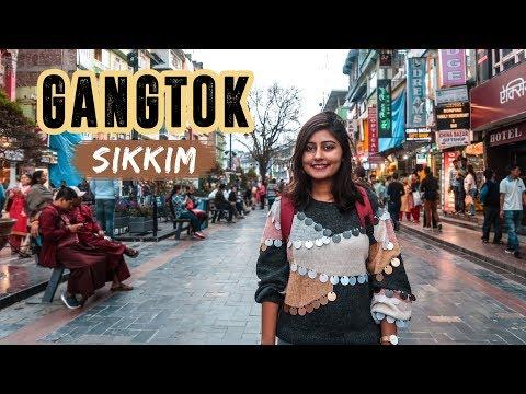 GANGTOK, SIKKIM TRAVEL VLOG | Things To Do In Gangtok - Vlog #4 | North East India | Kritika Goel