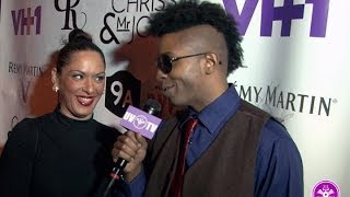 Undefinable Vision TV Flo Kaja @ Chrissy & Mr Jones VH1 Premiere at 9A Lounge NYC (S1 E10)