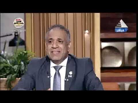 رئيس جمعية رجال الأعمال المصريين الأفارقه يتحدث في ذكرى أكتوبر ٤٨