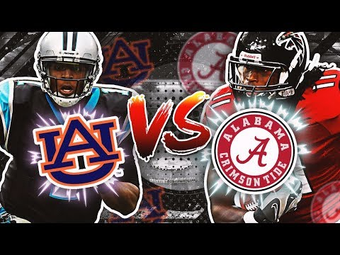 Alabama Alumni Vs. Auburn Alumni | Madden NFL College Alumni Tournament