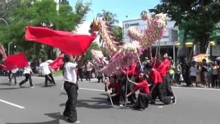 Chinese New Year Celebration on February 2016: Lombok Island