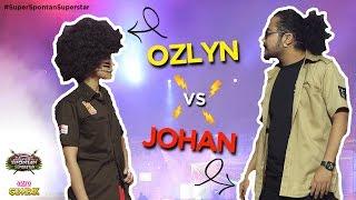 Johan & Ozlyn : Bila suami isteri soal menyoal riuh jadinya thumbnail