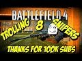 BF4 TROLLING SNIPERS 8