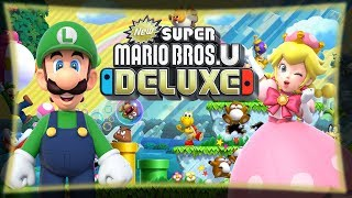 ✪ Best of ✪ Lu und Nephias spielen New Super Mario Bros. U Deluxe
