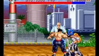 World Heroes 2: Janne (MasterZX) VS. K. Dragon (Dunero5000)
