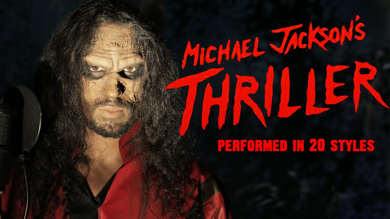 Here's Michael Jackson's 'Thriller' Sung in 20 Different