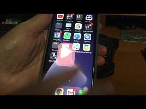 Learn How to Hide Apps on iPhone IOS 13..