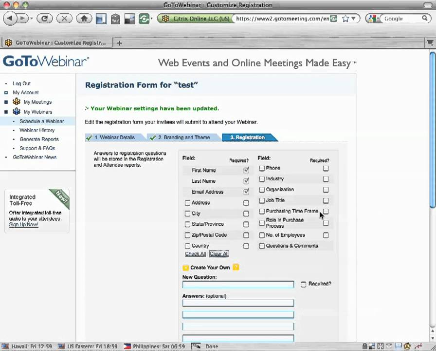 how to join a webinar with gotowebinar