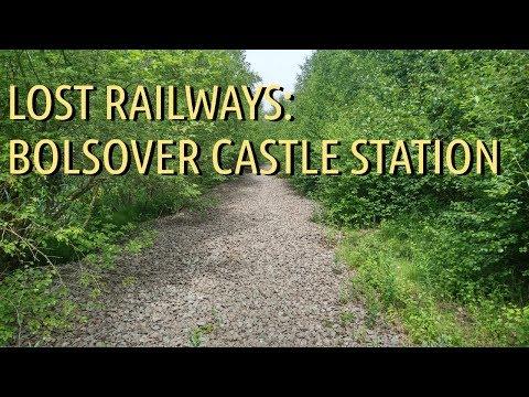 ETS 005: Lost Railways: Bolsover Castle Station