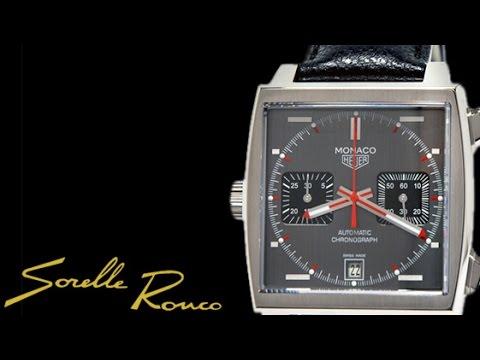TAG Heuer Monaco Vintage Calibre 11 Grey 1860 Limited Edition