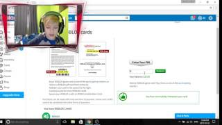 REDEEMING ROBLOX GIFT CARDS!!!! (AGAIN)
