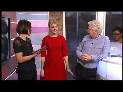 Emma Willis in The Hub - Dating stories...5th Feb 2013