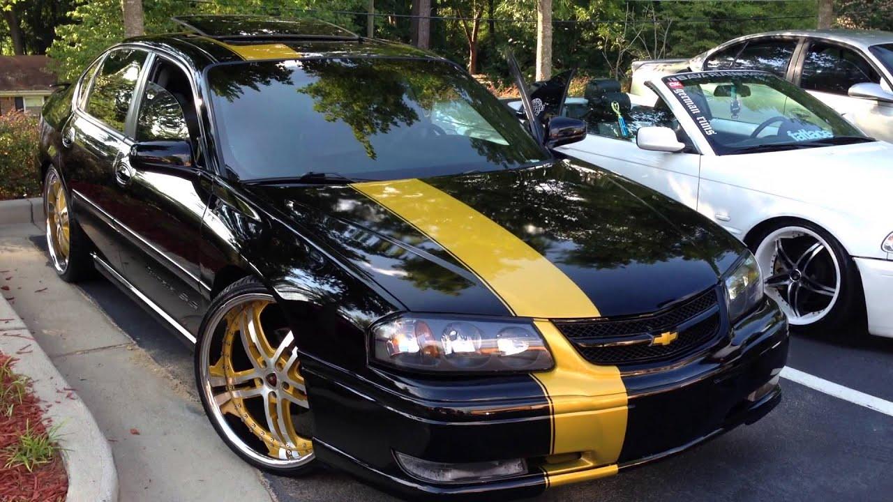 2004 chevy impala ss on 22s merceli m6 wheels youtube publicscrutiny Choice Image