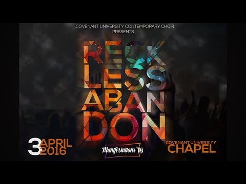 Choir Concert: Manifestations' 2016 (Reckless Abandon)