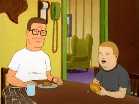 Hank hill naked recommend
