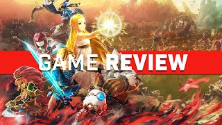 Review Hyrule Warriors Age Of Calamity