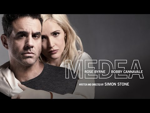 Medea Starring Rose Byrne And Bobby Cannavale At BAM