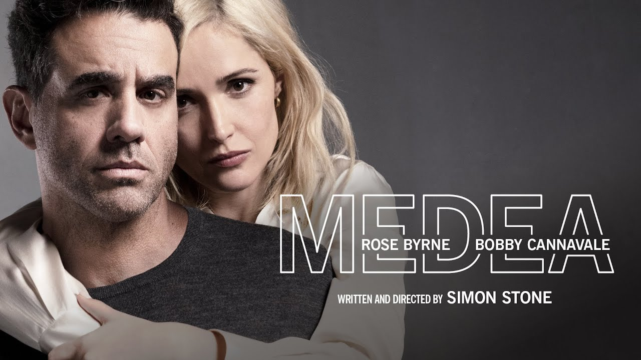 VIDEO: Rose Byrne & Bobby Cannavale Talk Starring in MEDEA ...