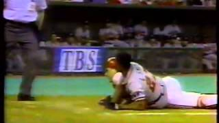 "1991 Atlanta Braves / Alabama--""Here We Are."""
