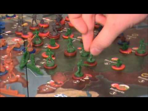 Axis and Allies World War One 1914 Review