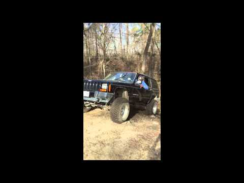 Jeep xj starr motors off road park 2015 youtube for Starr motors off road