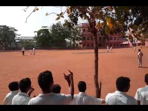 kV AKKULAM cricket team wins