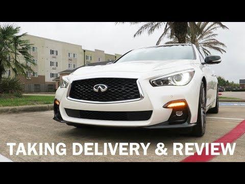 2018 Infiniti Q50 Red Sport RWD - Tour   Review