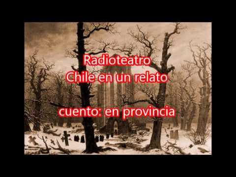 Radioteatro (cuento) en provincia