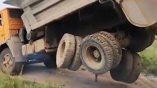 10 Crazy Heavy Equipment Machines Fails Working - Dangerous Car, Excavator Fail Win Compilation
