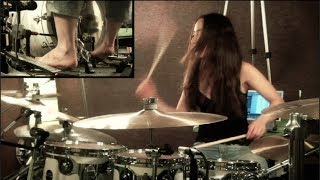 Repeat youtube video BRING ME THE HORIZON - SHADOW MOSES - DRUM COVER BY MEYTAL COHEN
