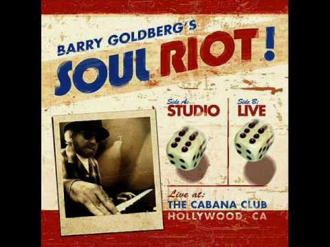 Barry Goldberg's Soul Riot  [US, Blues Rock 1974] Middle Of The Night