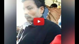 VIRAL VIDEO: बस में हस्त मैथुन कर रहा ये शख्स,  लड़की के साथ ...। IN Delhi Bus video