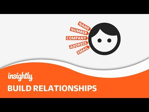 Insightly For Relationship Management
