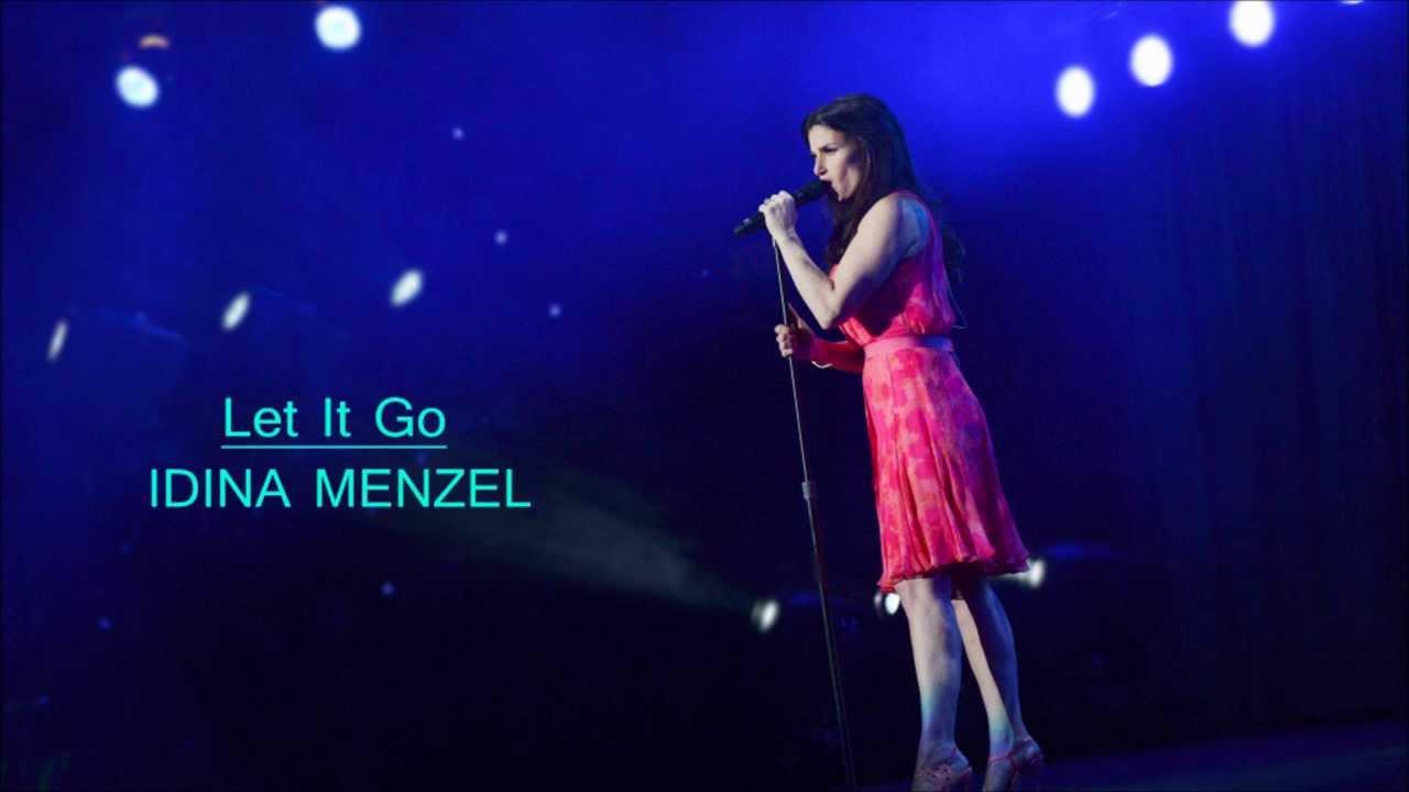 Let it Go - Idina Menzel - YouTube  Let it Go - Idi...