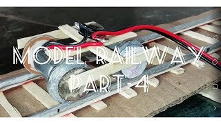How to make train engine bogie with traction motor , wap-5,part-4