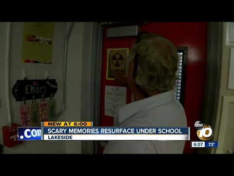 Scary memories resurface under Lakeside Farms Elementary