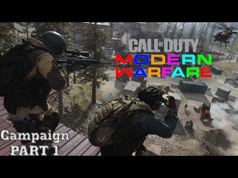 call-of-duty:-modern-warfare-campaign-#1-|-modern-warfare-[gameplay/playthrough]-|-part-#2-|-xgaming
