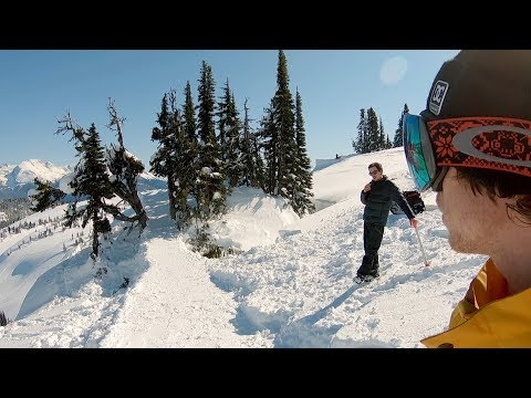 The Gauntlet Mega Jump | and other backcountry things [  Tor Log 31  ]