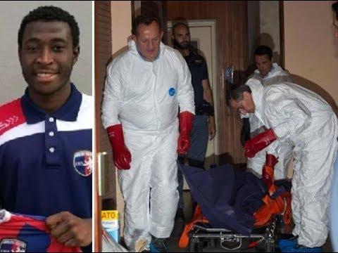 Ghanaian Footballer Solomon Nyantakyi Kills His Family Shocking