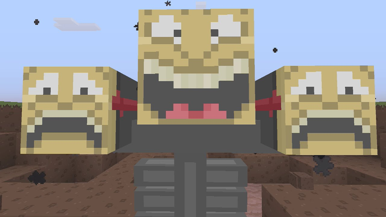 Minecraft Xbox360PS3 TU19 UPDATE WITHER BOSS IN