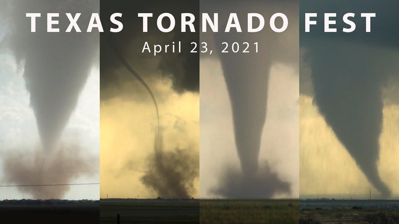 TEXAS TORNADO FEST - April 23, 2021