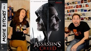 """""""Assasins Creed"""" Movie Review – MovieBitches Ep 130"""